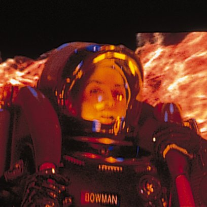 Red Planet / Carrie-Anne Moss Poster