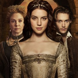 Reign / Adelaide Kane / Toby Regbo / Megan Follows Poster