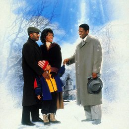 Rendezvous mit einem Engel / Whitney Houston / Courtney B. Vance / Denzel Washington / Justin Pierre Edmund Poster