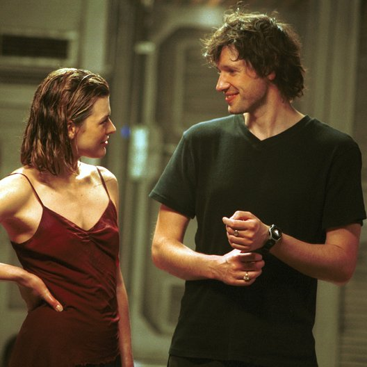 Resident Evil / Set / Milla Jovovich / Paul W.S. Anderson