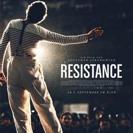Resistance - Widerstand / Resistance Poster