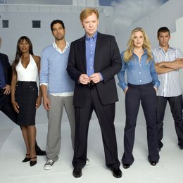 CSI: Miami (07. Staffel) / David Caruso / Jonathan Togo / Eva La Rue / Emily Procter / Khandi Alexander / Adam Rodriguez / Rex Linn Poster