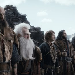 Hobbit: Smaugs Einöde, Der / Graham McTavish / Ken Stott / Martin Freeman / Richard Armitage / William Kircher Poster
