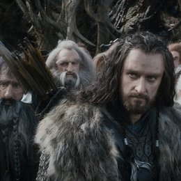 Hobbit: Smaugs Einöde, Der / William Kircher / John Callan / Richard Armitage / Ken Stott Poster