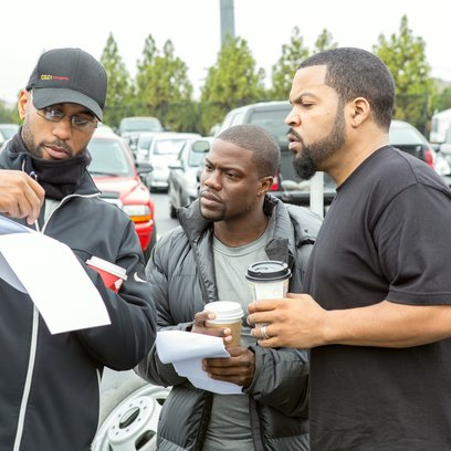 Ride Along / Set / Tim Story / Kevin Hart / Ice Cube Poster