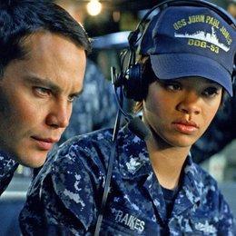 Battleship / Taylor Kitsch / Rihanna Poster