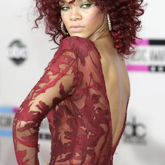 Rihanna / American Music Awards 2010 Poster