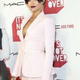 Rihanna / It's Not Over Premiere Poster