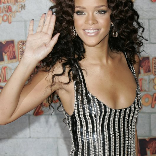 Rihanna / MTV European Music Awards 2006 in Kopenhagen Poster