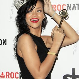 Rihanna / Queen of the 2012 West Hollywood Halloween Carnaval Poster