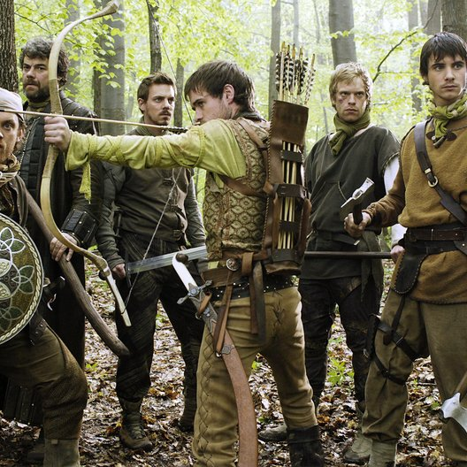Robin Hood / Jonas Armstrong / Sam Troughton / Gordon Kennedy / Joe Armstrong / Harry Lloyd / William Beck Poster