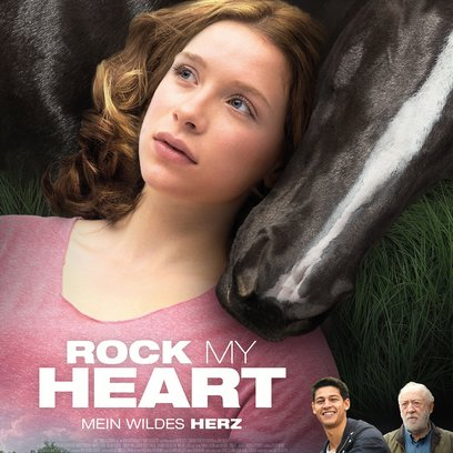Rock My Heart - Mein wildes Herz / Rock My Heart Poster