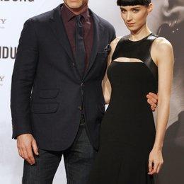 "Daniel Craig / Rooney Mara / Filmpremiere ""Verblendung"" Poster"