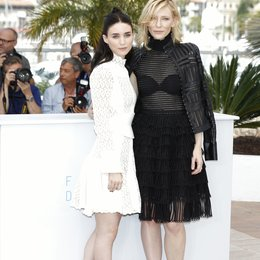 Mara, Rooney / Blanchet, Cate / 68. Internationale Filmfestspiele von Cannes 2015 / Festival de Cannes Poster