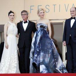 Mara, Rooney / Haynes, Todd / Blanchett, Cate / Lescure, Pierre / 68. Internationale Filmfestspiele von Cannes 2015 / Festival de Cannes Poster