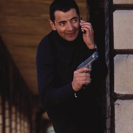 Johnny English / Rowan Atkinson Poster