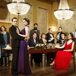 Rückkehr ins Haus am Eaton Place / Keeley Hawes / Ed Stoppard / Claire Foy Poster