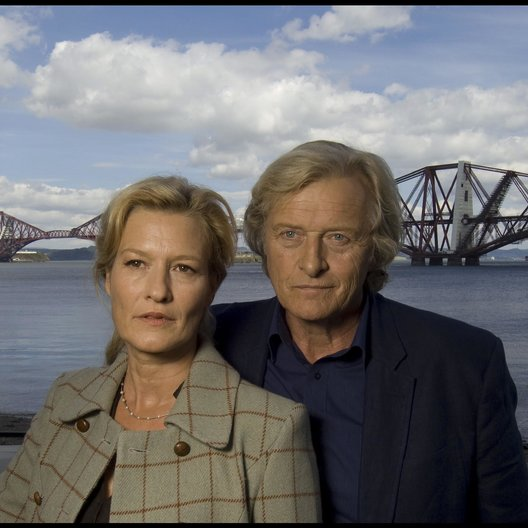 Robin Pilcher: Am Anfang war die Liebe (ZDF / ORF) / Suzanne von Borsody / Rutger Hauer Poster