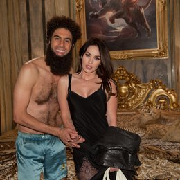 Diktator, Der / Sacha Baron Cohen / Megan Fox