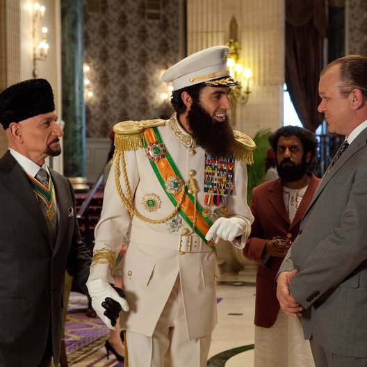 Diktator, Der / Sir Ben Kingsley / Sacha Baron Cohen