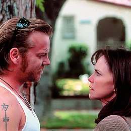 Eye for an Eye - Auge um Auge / Kiefer Sutherland / Sally Field Poster