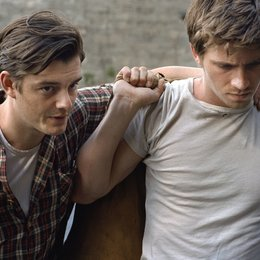 On the Road - Unterwegs / Sam Riley / Garrett Hedlund Poster