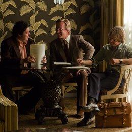 Frost/Nixon / Oliver Platt / Matthew Macfadyen / Sam Rockwell Poster