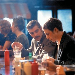 Geständnisse - Confessions of a Dangerous Mind / George Clooney / Sam Rockwell