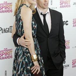 Leslie Bibb / Sam Rockwell / Film Independent Spirit Awards 2013 Poster