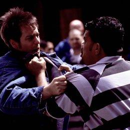 Safecrackers oder Diebe haben's schwer / Sam Rockwell / George Clooney