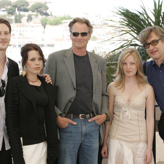 58. Filmfestival Cannes 2005 - Festival de Cannes / Gabriel Mann / Fairuza Balk / Sam Shepard / Sarah Polley / Wim Wenders Poster