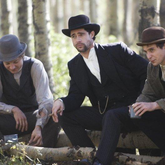 Ermordung des Jesse James durch den Feigling Robert Ford, Die / Jeremy Renner / Brad Pitt / Sam Shepard Poster