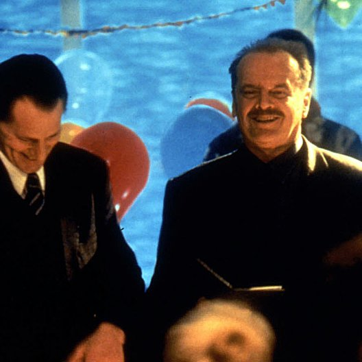 Versprechen, Das / Jack Nicholson / Sam Shepard Poster
