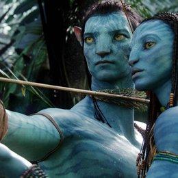 Avatar - Aufbruch nach Pandora / Sam Worthington / Zoe Saldana Poster