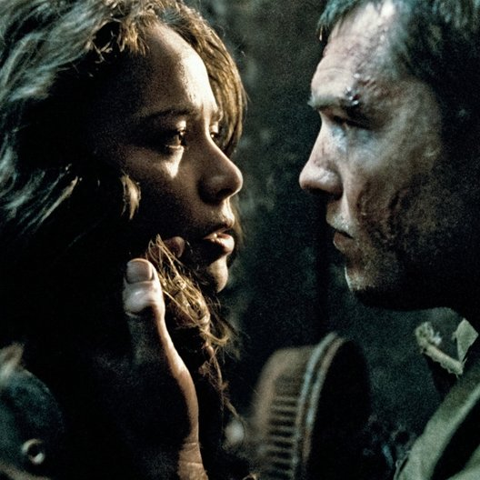 Terminator - Die Erlösung / Moon Bloodgood / Sam Worthington Poster