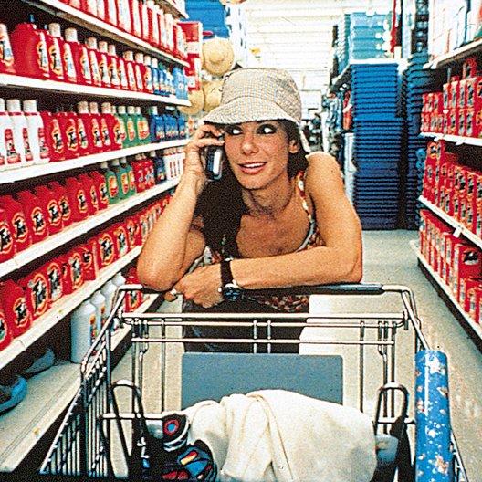 Auf die stürmische Art / Sandra Bullock