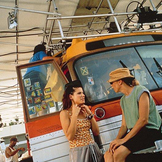 Auf die stürmische Art / Sandra Bullock / Ben Affleck Poster