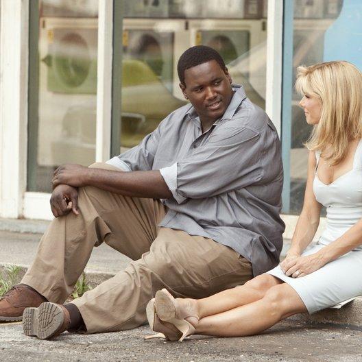 Blind Side - Die große Chance / Quinton Aaron / Sandra Bullock