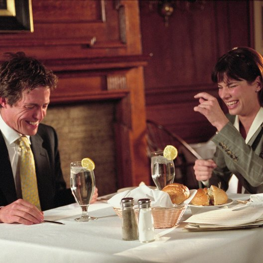 Chef zum Verlieben, Ein / Hugh Grant / Sandra Bullock Poster