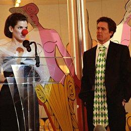 Chef zum Verlieben, Ein / Sandra Bullock / Hugh Grant Poster
