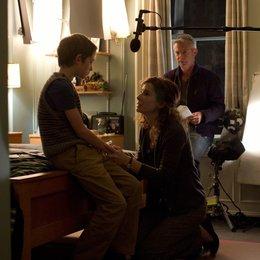 Extrem laut und unglaublich nah / Set / Thomas Horn / Sandra Bullock / Stephen Daldry Poster