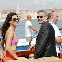 George Clooney / Sandra Bullock / 70. Internationale Filmfestspiele Venedig 2013 Poster