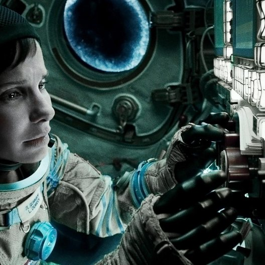 Gravity / Sandra Bullock