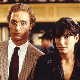 Jury, Die / Matthew McConaughey / Sandra Bullock / Die Jury Poster