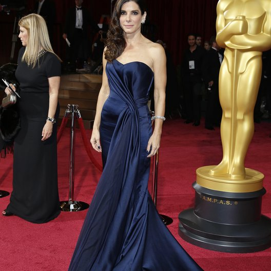 Sandra Bullock / 86th Academy Awards 2014 / Oscar 2014 Poster