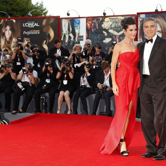 Sandra Bullock / George Clooney / 70. Internationale Filmfestspiele Venedig 2013