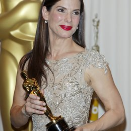 "Sandra Bullock / Oscar 2010 / 82th Annual Academy Awards / Beste weibliche Hauptrolle in ""Blind Side"""