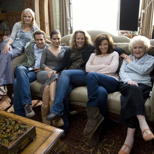 Selbst ist die Braut / Malin Akerman / Ryan Reynolds / Sandra Bullock / Mary Steenburgen / Betty White / Set