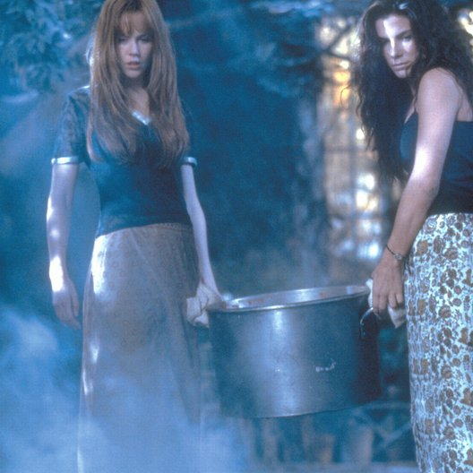 Zauberhafte Schwestern / Nicole Kidman / Sandra Bullock Poster