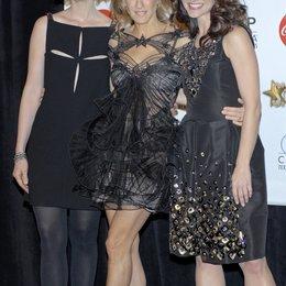 Parker, Sarah Jessica / Nixon, Cynthia / Davis, Kristin / Showest 2010 Talent Awards, Las Vegas Poster